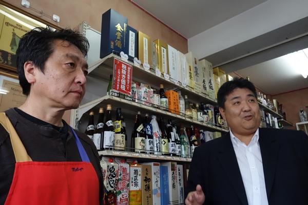 西船橋商店街副会長・山本圭一さんインタビュー~ヒョウドウくんが行くVol.5~