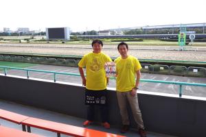 1000人が疾走する! 船橋競馬場 ダートランニングフェスタ2015(10/24)