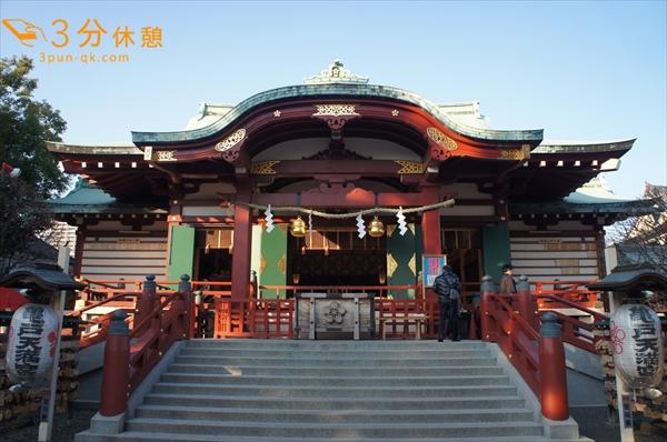亀戸天神社の鷽替え神事(うそ替え神事)2016。時間と日程の他、散策コースもご紹介!