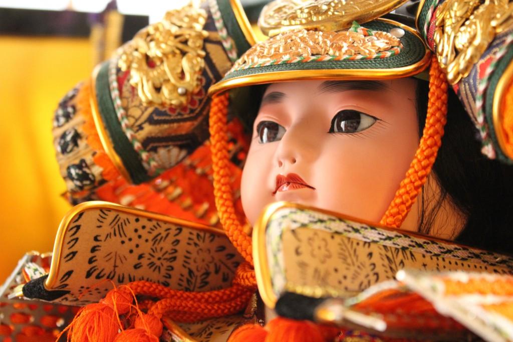 端午の節句!五月人形の由来を新米パパが調べてみた。