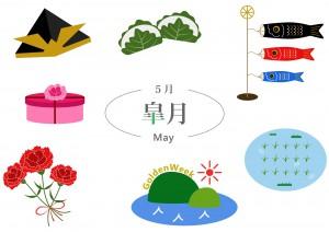 5月に行われる日本の恒例行事やイベントをまとめてみた