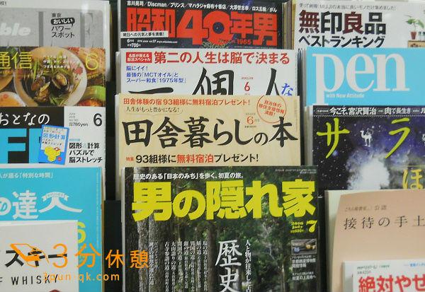 雑誌の月表示にはヒミツがあった!漫画雑誌の表紙を並べて分かったこと