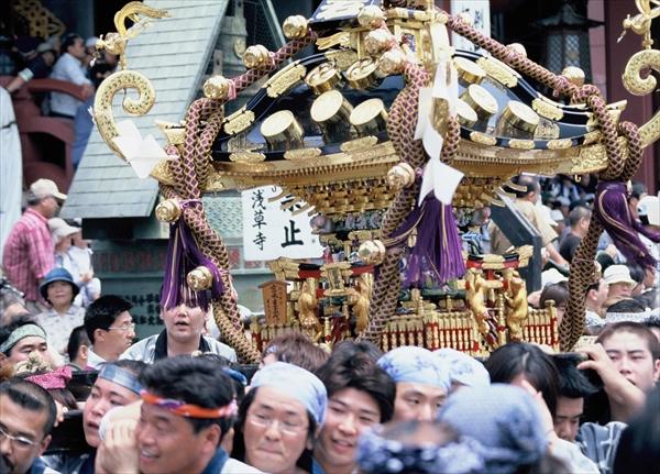 東京の大祭2016、三社祭×神田祭×山王祭を比べてみた~見どころ、日程、歴史&由来など~