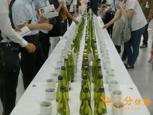 くまもんも応援!「日本酒フェア2016」に行ってきました