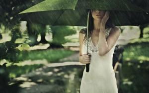 晴れの日もあれば雨の日もある