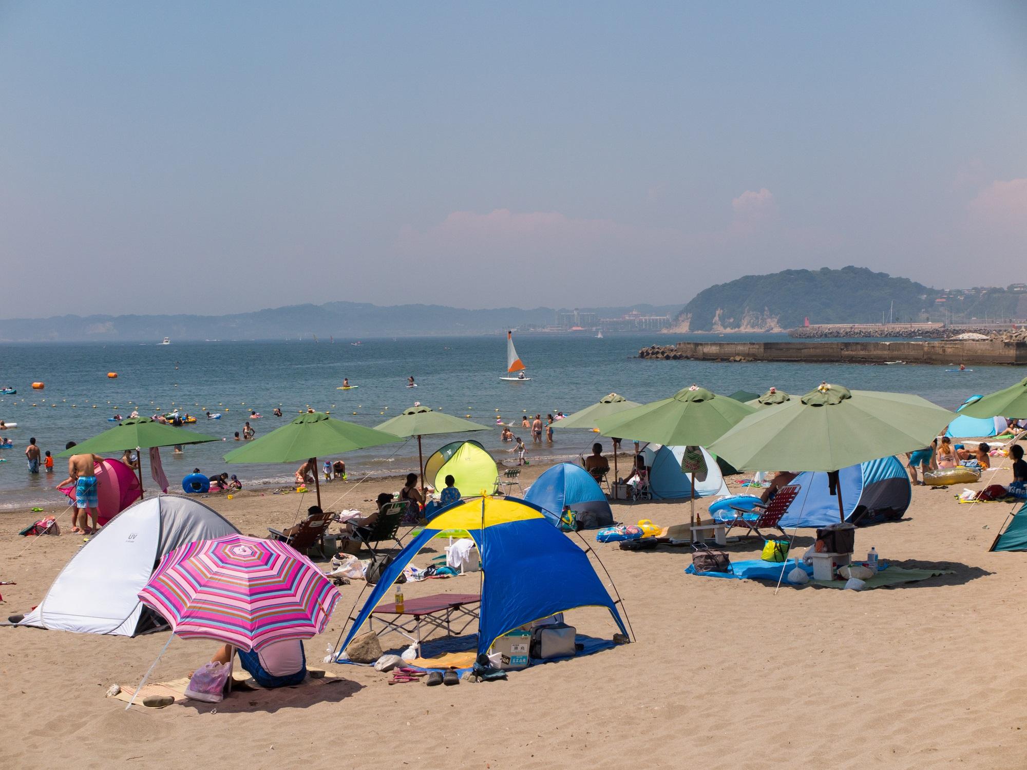 千葉県の海水浴場の海開き情報2016【内房編】