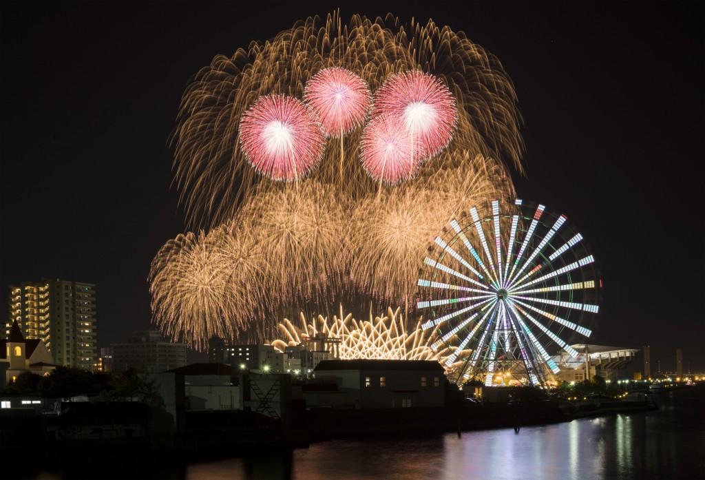 2016年版 千葉県の花火大会の日程一覧を網羅!おすすめスポット情報も!