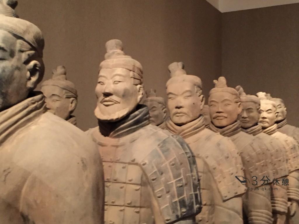「始皇帝と大兵馬俑」展に突撃!@大阪国立国際美術館