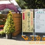 東京・日比谷公園の「山梨ヌーボーまつり2016」に行ってきました