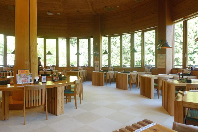 つるつる温泉パノラマ食堂