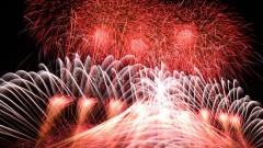 紅屋青木煙火店が打ち上げるミュジックスターマイン(提供:orangealice100)
