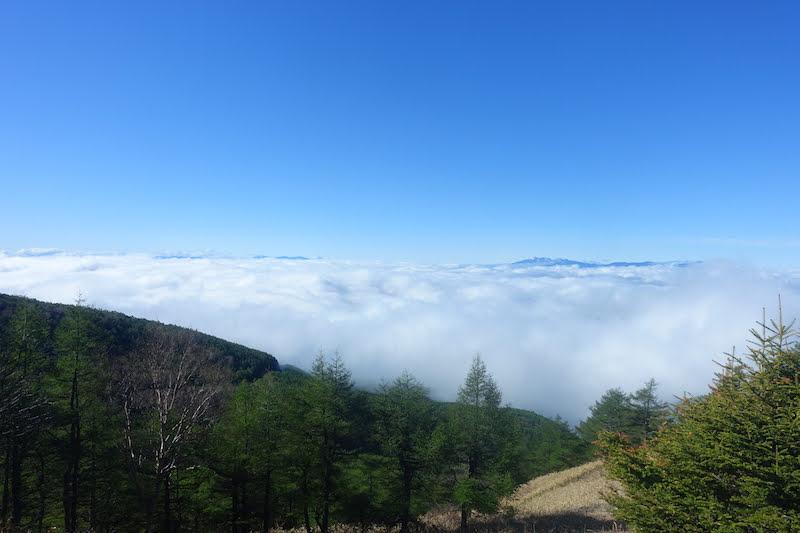 長野で星空と雲海をダブルで楽しみたいなら高峰高原ホテルがオススメだよ!