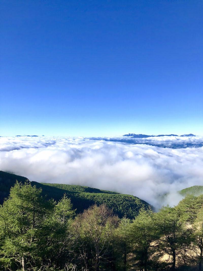 高峰高原ホテル雲海